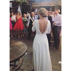 ryggløse brudekjoler strand brudekjoler