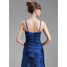 A-linjainen/Prinsessa Lattiaa hipova pituus Tafti Lattiaa hipova pituus Morsiusneitojen mekot (007001739)