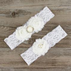 Strumpfbänder Damen Hochzeit Lace Strumpfband