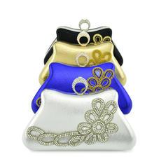 Elegant Kompositer Grepp/Brudväska/Mode handväskor/Makeup Väskor