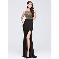 long elegant strapless prom dresses