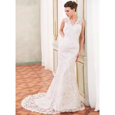 vestidos de novia cortos con mangas