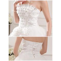 vestidos de noiva trompete 2020
