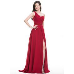 vestidos de baile vermelho elegante
