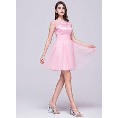 plus størrelse homecoming kjoler under 100