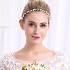 Headbands Wedding/Party Rhinestone Gorgeous Ladies Headpieces