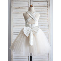 cheap long flower girl dresses