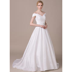 50s wedding dresses for women