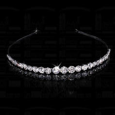 "Tiaras Wedding/Special Occasion/Party Rhinestone 4.92""(Approx.12.5cm) Beautiful Headpieces"