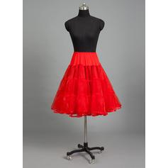 Petticoats Nylon/Tulle Netting Half Slip 4 Tiers Wedding Petticoats