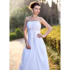 korte avtagbare brudekjoler