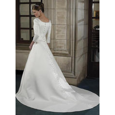 wedding dresses for size 16 plus