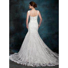 dagtimle brudekjoler med ærmer
