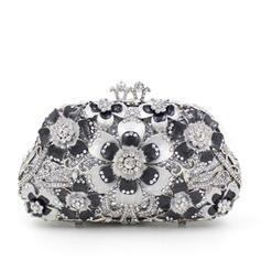 Handtaschen Hochzeit/Zeremonie & Party Composites Busseln Arretieren Verschluss Elegant Clutches & Abendtaschen