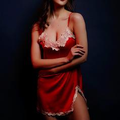 Hodváb Brud/Feminin Nattkläder
