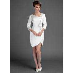 best mother of the bride dresses for pear shaped