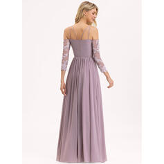 lilac gray bridesmaid dresses