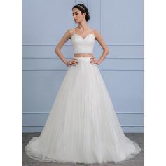 mère florale des robes de mariée