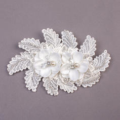 Combs & Barrettes Wedding/Special Occasion/Party Rhinestone/Lace Eye-catching The color of embellishments are shown as picture/Color & Style representation may vary by monitor Headpieces