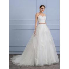 vestidos de novia de alta a baja