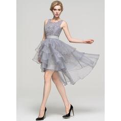 vestidos de cocktail para mulheres jovens de casamento