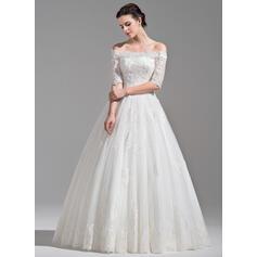 simple lightweight wedding dresses