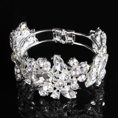 "Bracelets Alloy/Rhinestones Ladies' Fashional 2.76""(Approx.7cm) Wedding & Party Jewelry"