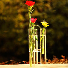 "Vases Wedding/Party/Casual Glass 5.91""(Approx.15cm) 2.95"" (Approx.7.5cm) Wedding Flowers"