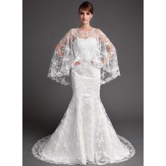 Sweetheart General Plus - Trumpet/Mermaid Lace Wedding Dresses