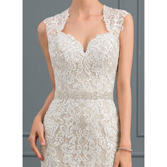 robes de mariée bleu royal