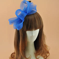 Polyester Fascinators Elegant Damene ' hår band Hatter