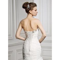 vestidos de novia junior de encaje blanco