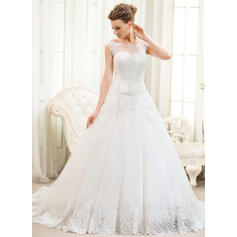 simple colored wedding dresses