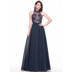 evening dresses black long formal