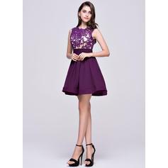knee high homecoming dresses