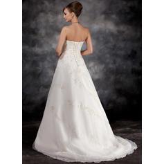 enkle men elegante brudekjoler