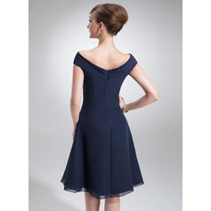 chiffon mother of the bride dresses for women - spring