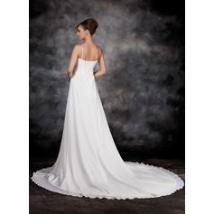 costosos vestidos de novia hawaianos