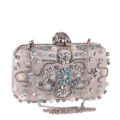 Handtaschen Zeremonie & Party Legierung Magnetverschluss Elegant Clutches & Abendtaschen