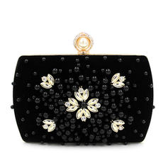 Clutches Ceremony & Party Composites Magnetic Closure Gorgeous Clutches & Evening Bags