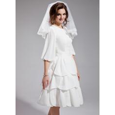 tea light wedding dresses