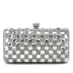 "Clutches Wedding/Ceremony & Party Clip Closure Elegant 6.3""(Approx.16cm) Clutches & Evening Bags"