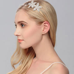 "Tiaras Wedding Rhinestone/Alloy 1.77""(Approx.4.5cm) Beautiful Headpieces"