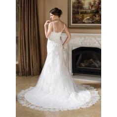 vestidos de novia simples asequibles