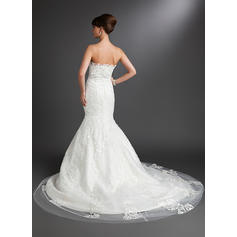 cheap long white wedding dresses