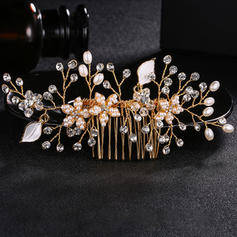 "Combs & Barrettes Wedding Alloy 5.91""(Approx.15cm) 2.17""(Approx.5.5cm) Headpieces"