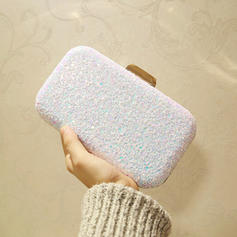"""Clutches Wedding/Ceremony & Party Alloy Unique 7.87""""(Approx.20cm) Clutches & Evening Bags"""