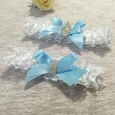 2-Teilig/Prächtig Hochzeit Strumpfbänder