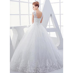 blush wedding dresses for cheap