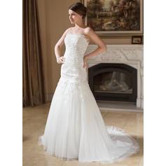 vestidos de novia de encaje ocasionales